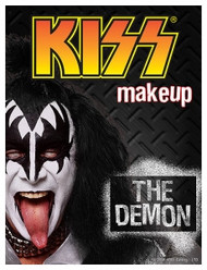 KISS Makeup Kit - Gene Simmons