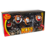 KISS Mr. Potato Head Set - SONIC BOOM