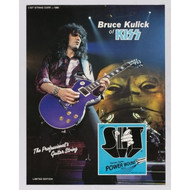 KISS Poster - Bruce S.I.T. Strings