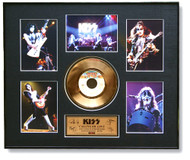 KISS Gold Record - Calling Dr Love 45