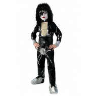 KISS Costume - Paul  DELUXE DESTROYER CHILD