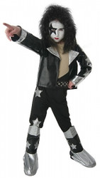 KISS Costume - Paul Stanley ALIVE CHILD