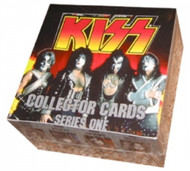 KISS Cornerstone Trading Cards - Group Box Series 1