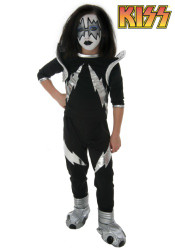 KISS Costume - Ace Frehley ALIVE CHILD