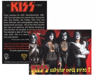 KISS Cornerstone Cards 2nd Series - Unreleased Card P3