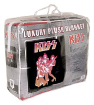KISS Blanket Queen-Size - KISS Alive