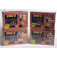 KISS Polar Lights Models - set of 4, (tan box version)