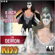KISS Figure - Gene Simmons, Demon, Love Gun, 8 inch