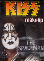 KISS Makeup Kit - Spaceman
