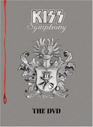 KISS Symphony - DVD (open)