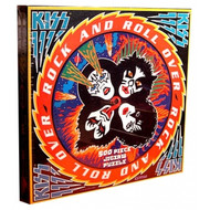 KISS Jigsaw Puzzle - Rock and Roll Over 1997