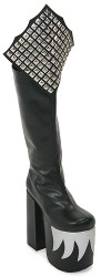KISS Costume Boots - Gene Simmons ALIVE