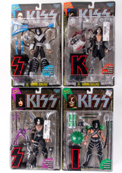 KISS McFarlane Figures - Letter Stands, (1st variant), with box