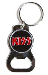 KISS Bottle Opener - KEYCHAIN