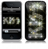 KISS iPhone 2G/3G/3GS Music Skin - Logo