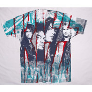 KISS T-Shirt - Revenge all-over print (new) size L