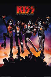 KISS Poster - Destroyer (retail)