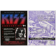KISS Poster - Florida KISS Expo '93 and '94