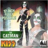 KISS Figure - Peter Criss, Catman, Love Gun, 12-inch