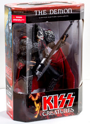 "KISS Figure - McFarlane Limited Edition 12"" Demon Creatures"