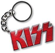 KISS Keychain - Red Logo #1