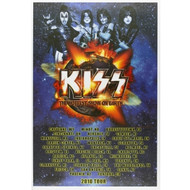 KISS Poster - Hottest Show on Earth with tourdates '10