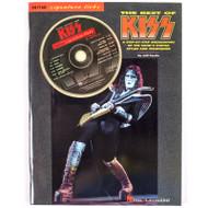 KISS Song Book - Signature Licks (2nd edition, no CD)
