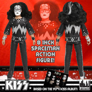 "KISS First Album 1973-Style Figures - 8"" Ace Frehley Figure"