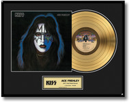 KISS Gold Record - Ace Frehley Solo LP