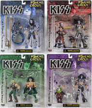 KISS McFarlane Figures - Psycho Circus w/box (sealed)
