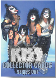 KISS Trading Cards - Cornerstone Series 1 SILVER Foil, set of 90