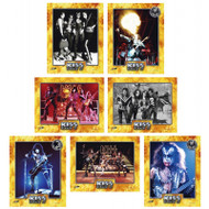KISS Photos - Set of 7