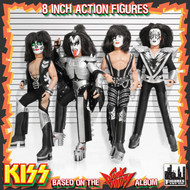 "KISS Sonic Boom Figures - 8"" (set of 4)"