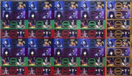 KISS Cornerstone Uncut Chase Card Sheet #2
