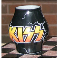 KISS Candle - Logo (split)