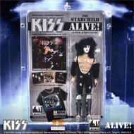 "KISS Alive! Figure - Paul Stanley 12"""