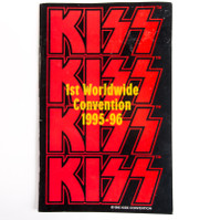 KISS Tourbook - Official Convention Program '95
