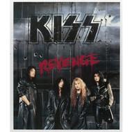 KISS Poster - Revenge Store Promo SHORT