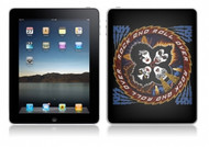 KISS iPad Music Skin - Rock and Roll Over
