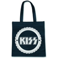 KISS Buzz Saw Eco Shopping Tote Bag