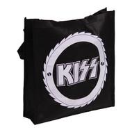 KISS Tote Bag - Buzz Saw Logo