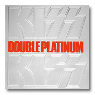 KISS Ceramic Tile - Double Platinum