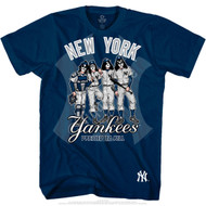 KISS T-Shirt - New York Yankees MLB Baseball