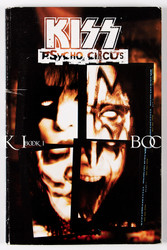 KISS Comic - Psycho Circus Book 1