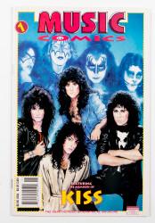 KISS Comic - Music Comics