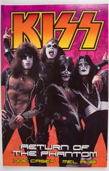 KISS Comic - Dark Horse Graphic Novel, Return of the Phantom #2