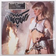 "Wendy O Williams WOW 12"" Vinyl Album SEALED CUT-OUT PROMO - produced by Gene Simmons"