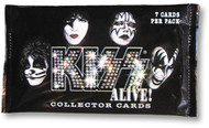 KISS Trading Cards - Alive Series Single Pack