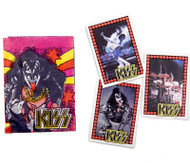 KISS Trading Cards - Holland Card Series 1980 - single pack