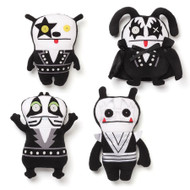 KISS Gund Ugly Dolls - set of 4